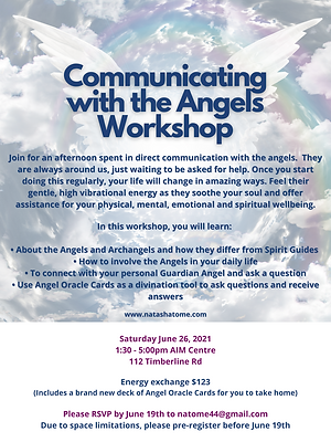 Communicating with the Angels Workshop.p