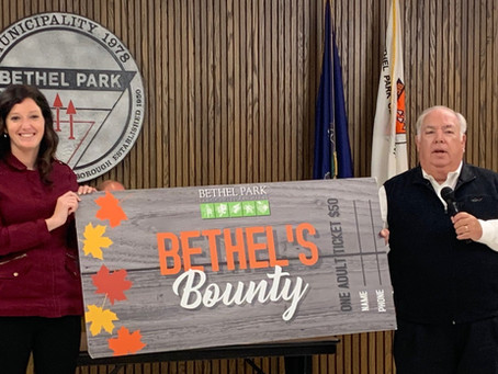 Bethel's Bounty Tickets Are Selling FAST!