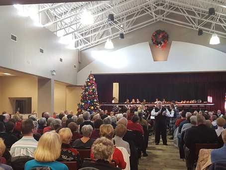 Dean Streator Holiday Concert - 2019