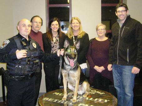 Jeez - Bethel Park Police Department K-9 Dog