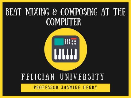Jasmine Henry Beat Mixing and Composing