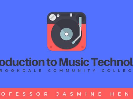 Jasmine Henry Music Technology Brookdale