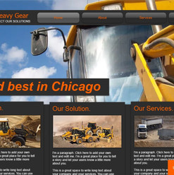 Heavy Machinery Hire Services