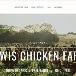 Organic Chcken Farm