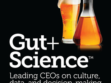 Tevis on Gut + Science Podcast - Leaders: Connect with Yourself
