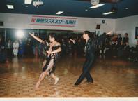 スクールのあゆみ(3)  開校記念パーティー
