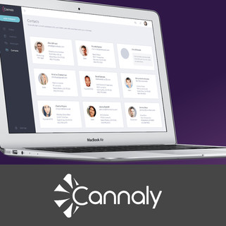 B2B  ecommerce platform, for dispensaries and cannabis brands