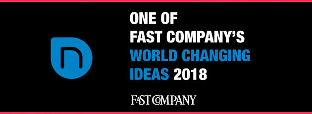 One Fast Company's World Changing Ideas 2018
