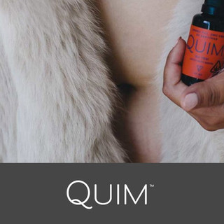 Quim's mission is to create products that enhance pleasure and foster sustainable practices of self-care