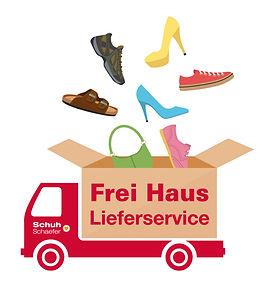 Frei Haus Lieferservice Schuh-Schaefer G