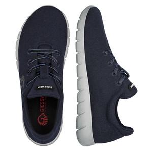 Farbe Dunkel Blau - Herren Merino Runners