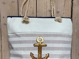 Gestreifte Anker-Tasche von Highlight Company