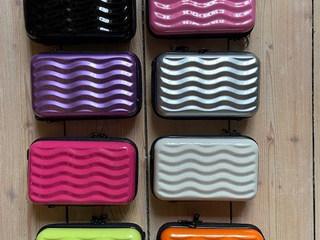 Praktische Koffertaschen gewellt von Highlight Company