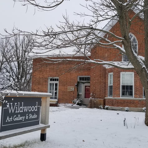 Wildwood Art Gallery & Studio, Cayuga, ON