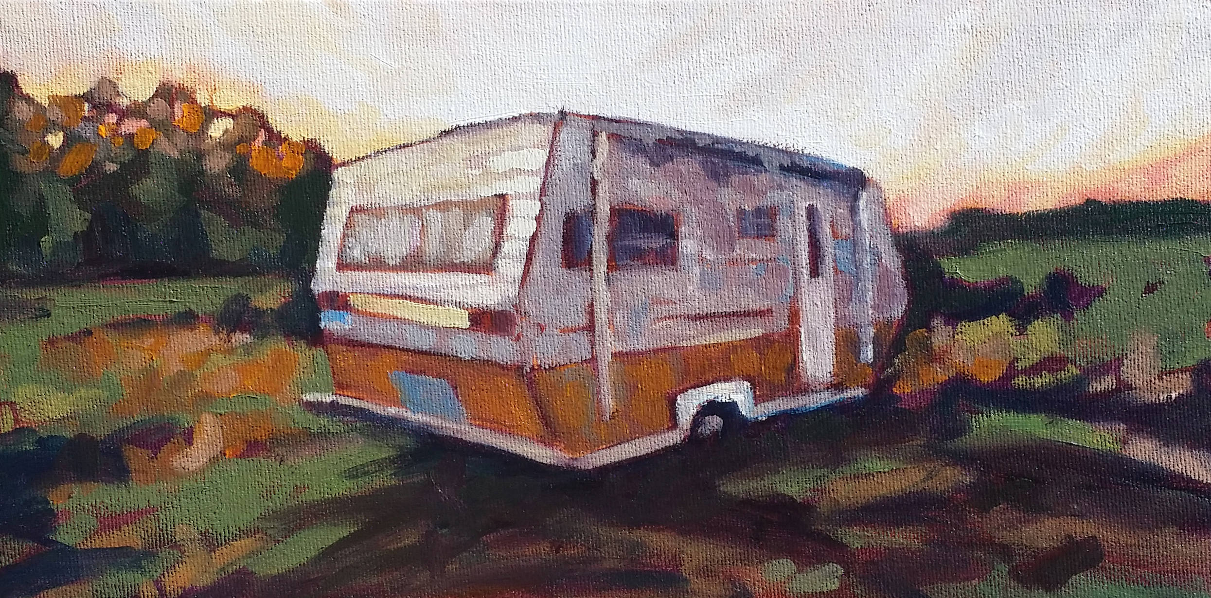 Camper, Windecker Road, Cayuga, ON
