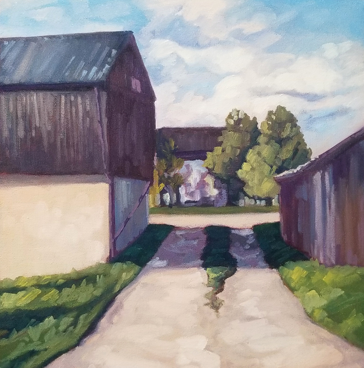 Farmers Laneway