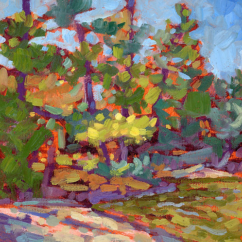 """Happy Little Trees 