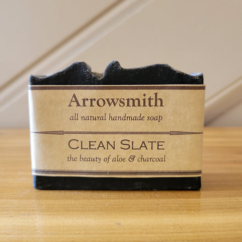 Clean Slate | Arrowsmith Soap