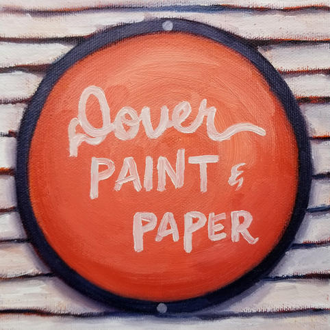 Dover Paint and Paper