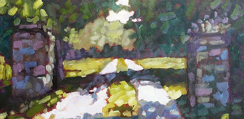 """At Peace   6""""x12""""   Kerry Walford"""