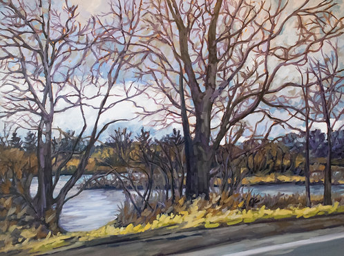 """The Grand River  