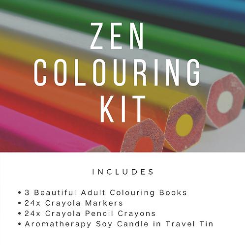 Zen Colouring Kit