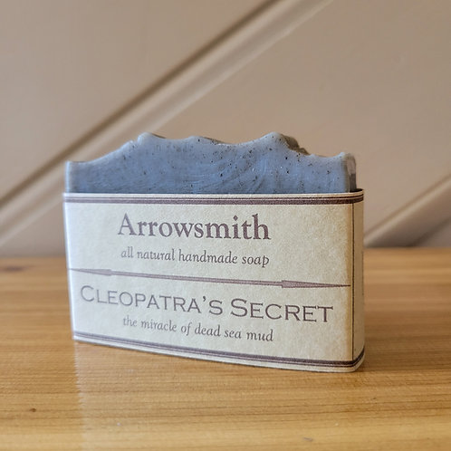 Cleopatra's Secret | Arrowsmith Soap