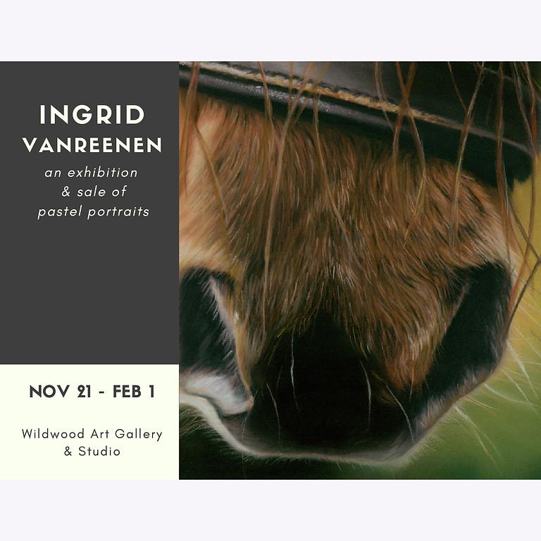 Ingrid vanReenen - Pastel Portraits