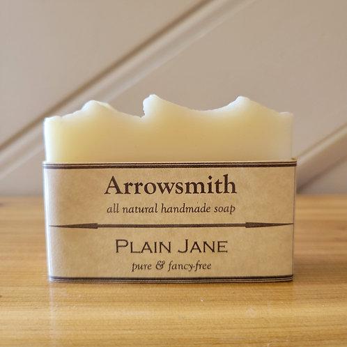 Plain Jane | Arrowsmith Soap