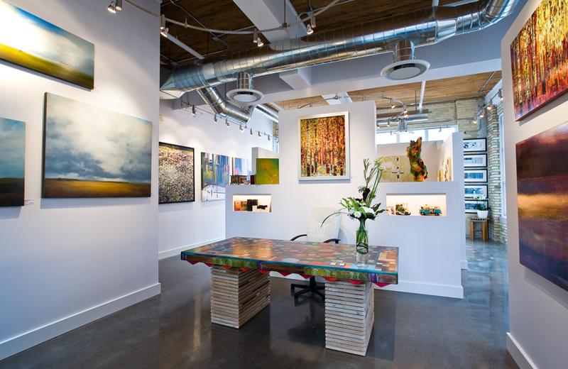Paula White Diamond Art Gallery & Design Studio, Waterloo, ON