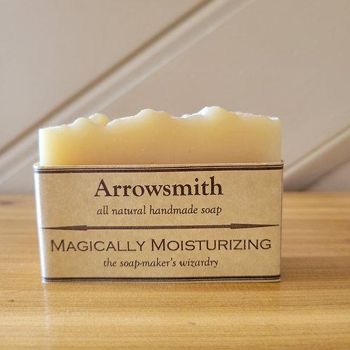 Magically Moisturizing | Arrowsmith Soap
