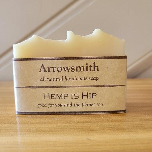 Hemp is Hip | Arrowsmith Soap