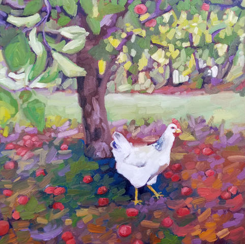 Perusing the Orchard