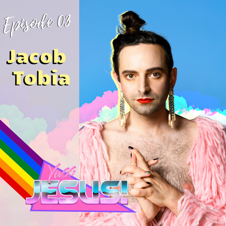 Episode 103: Feminist Christian Dispatches from the Apocalypse with Jacob Tobia!