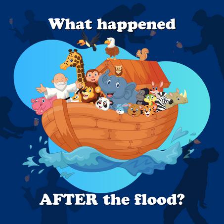Episode 122: Noah & Ham