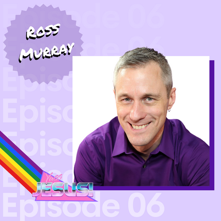 Episode 106: Call the Freakin' Deacon with Ross Murray