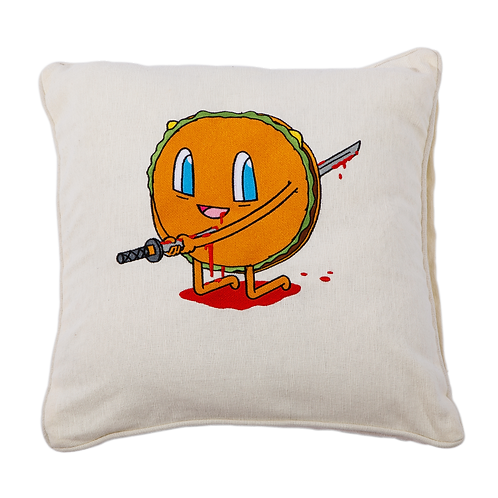 Killer B Pillow