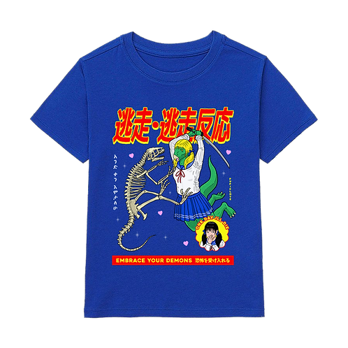 Embrace Your Demons Short Sleeve T-Shirt