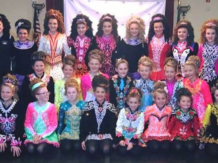 Congratulations to all of our dancers on a fantastic Oireachtas!