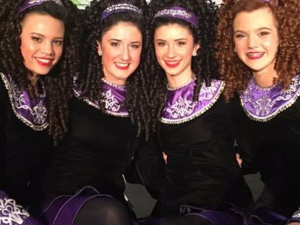 Congratulations to all of our Oireachtas dancers!
