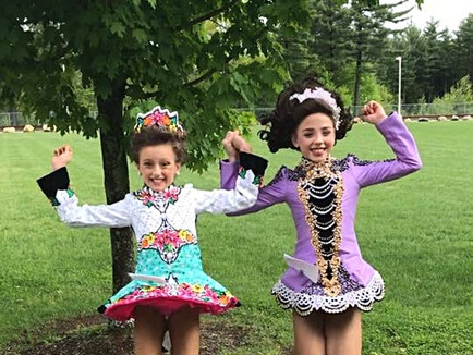 Step into summer with The McInerney School of Irish Dance!