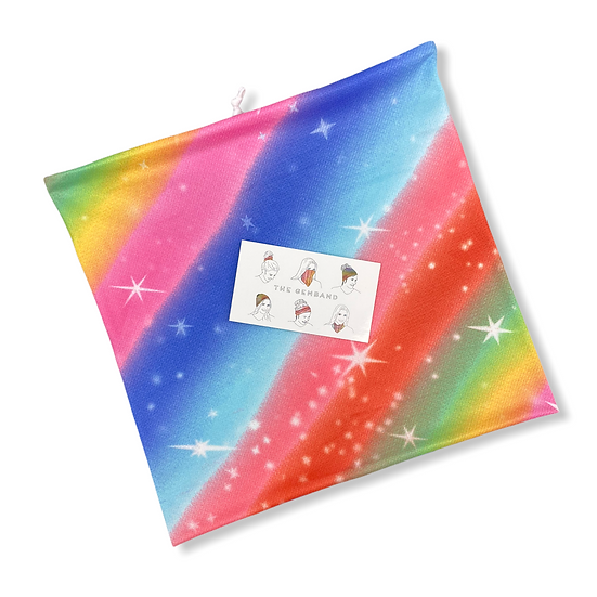 Rainbow Galaxy GemBand - All-in-on Accessory