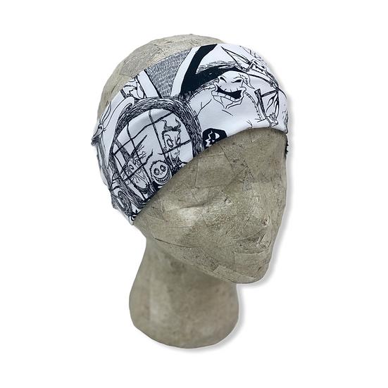 Nightmare Before Christmas Headband