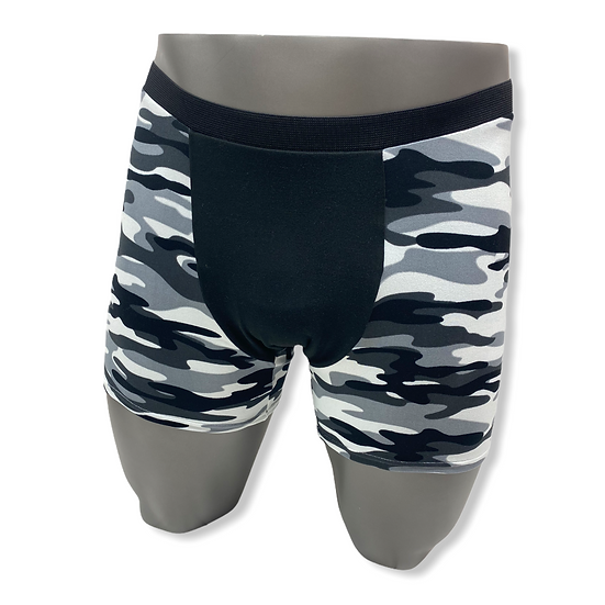Black and White Camo Junk Drawers