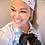 Thumbnail: Camera Stripes and Floral Headband