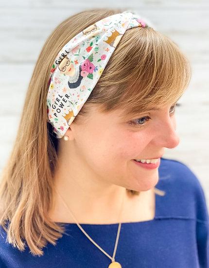 Girl Power RBG Headband