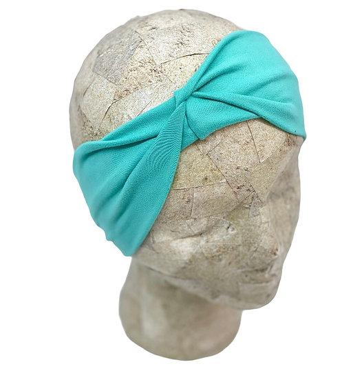 Solid Mint Teal Headband
