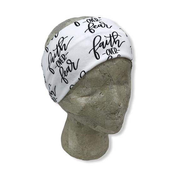 Faith Over Fear Headband