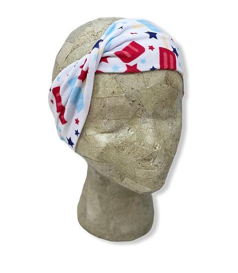 Patriotic Popsicles Headband