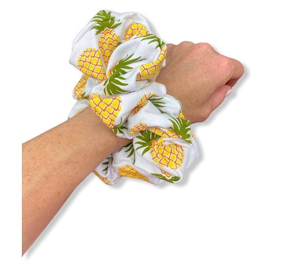Pineapple Scrunchie